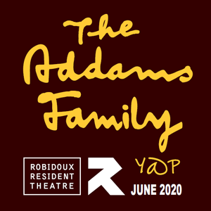 Addams Family T-Shirt Back Design