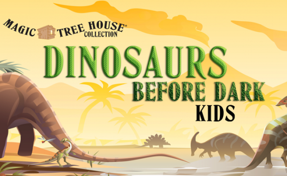 Dinosaurs Before Dark Kids