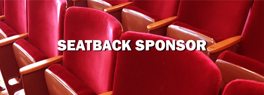 Seatback Sponsors